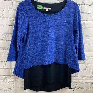 Vivian Wong double layered shirt